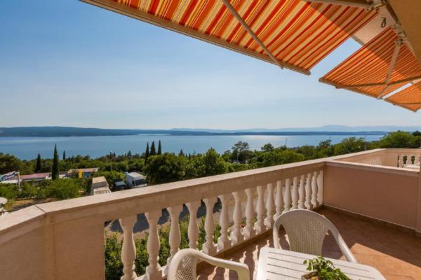 Ferienwohnung Adria 3 mit Meerblick (420458), Crikvenica, , Kvarner, Kroatien, Bild 8