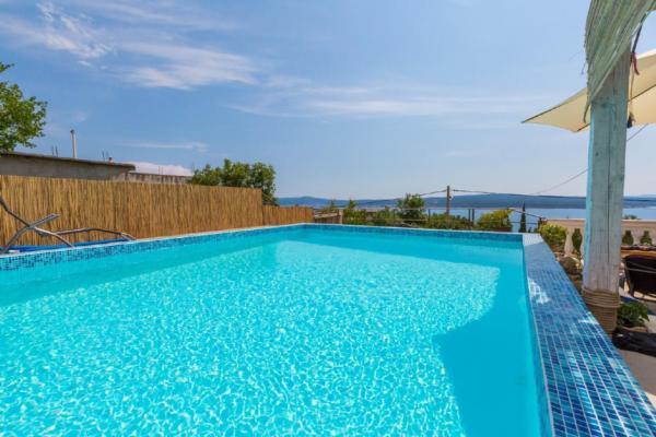 Ferienwohnung Adria 3 mit Meerblick (420458), Crikvenica, , Kvarner, Kroatien, Bild 3