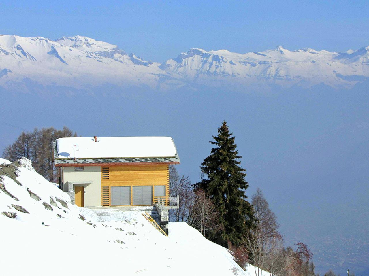Holiday house Chalet Dargan (422137), Les Collons, 4 Vallées, Valais, Switzerland, picture 1