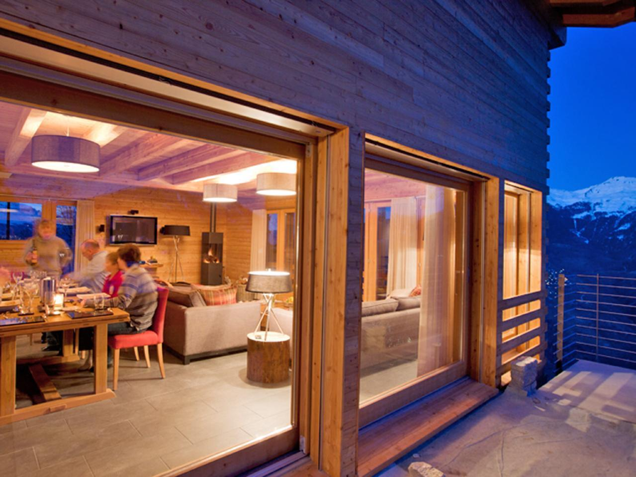 Holiday house Chalet Dargan (422137), Les Collons, 4 Vallées, Valais, Switzerland, picture 4