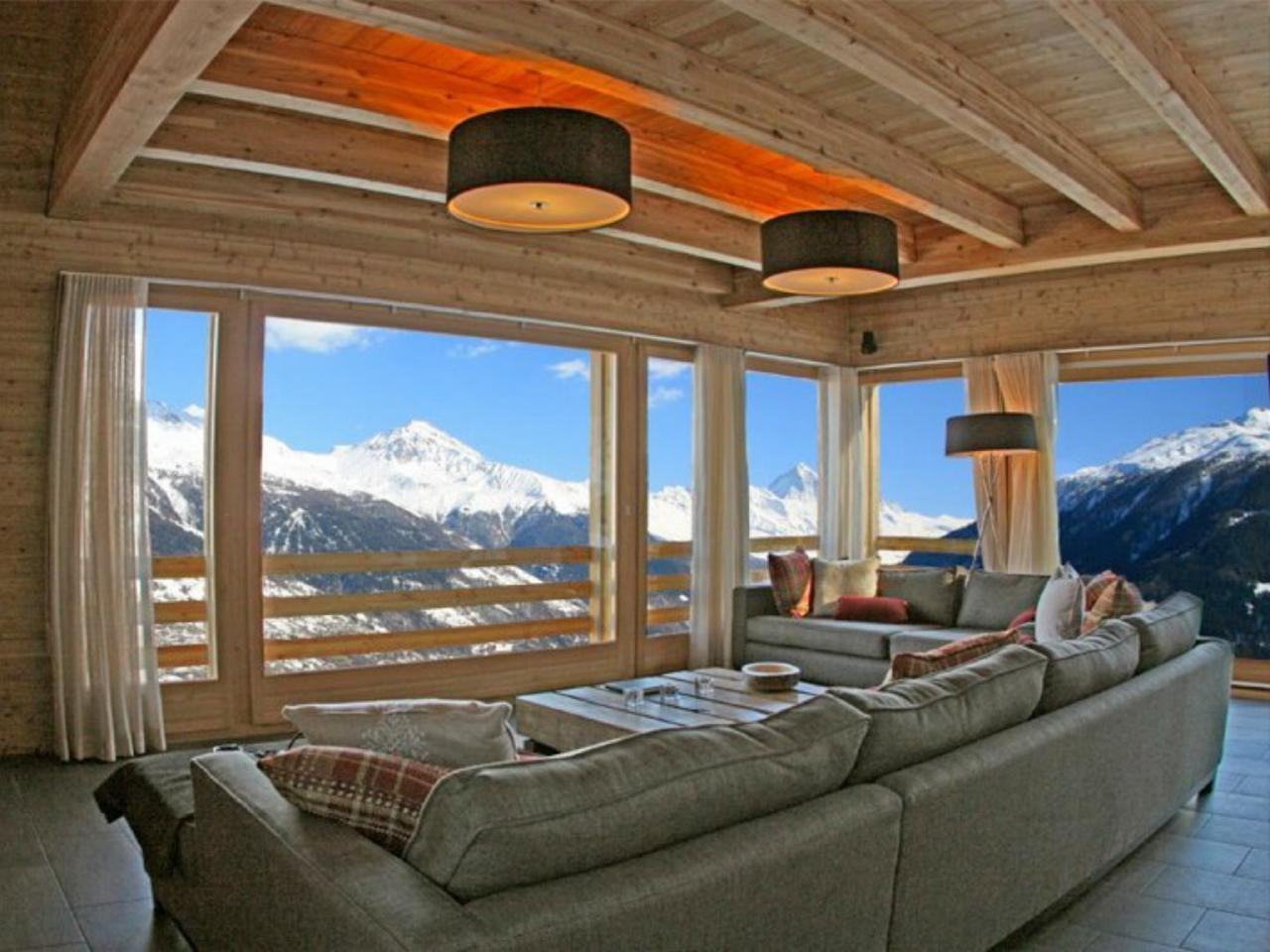 Holiday house Chalet Dargan (422137), Les Collons, 4 Vallées, Valais, Switzerland, picture 5