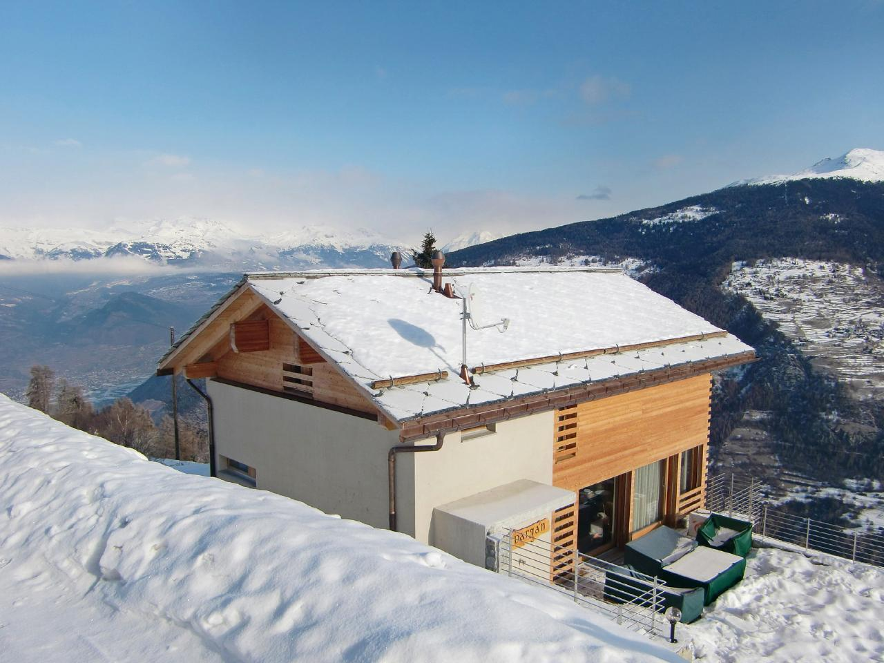 Holiday house Chalet Dargan (422137), Les Collons, 4 Vallées, Valais, Switzerland, picture 3