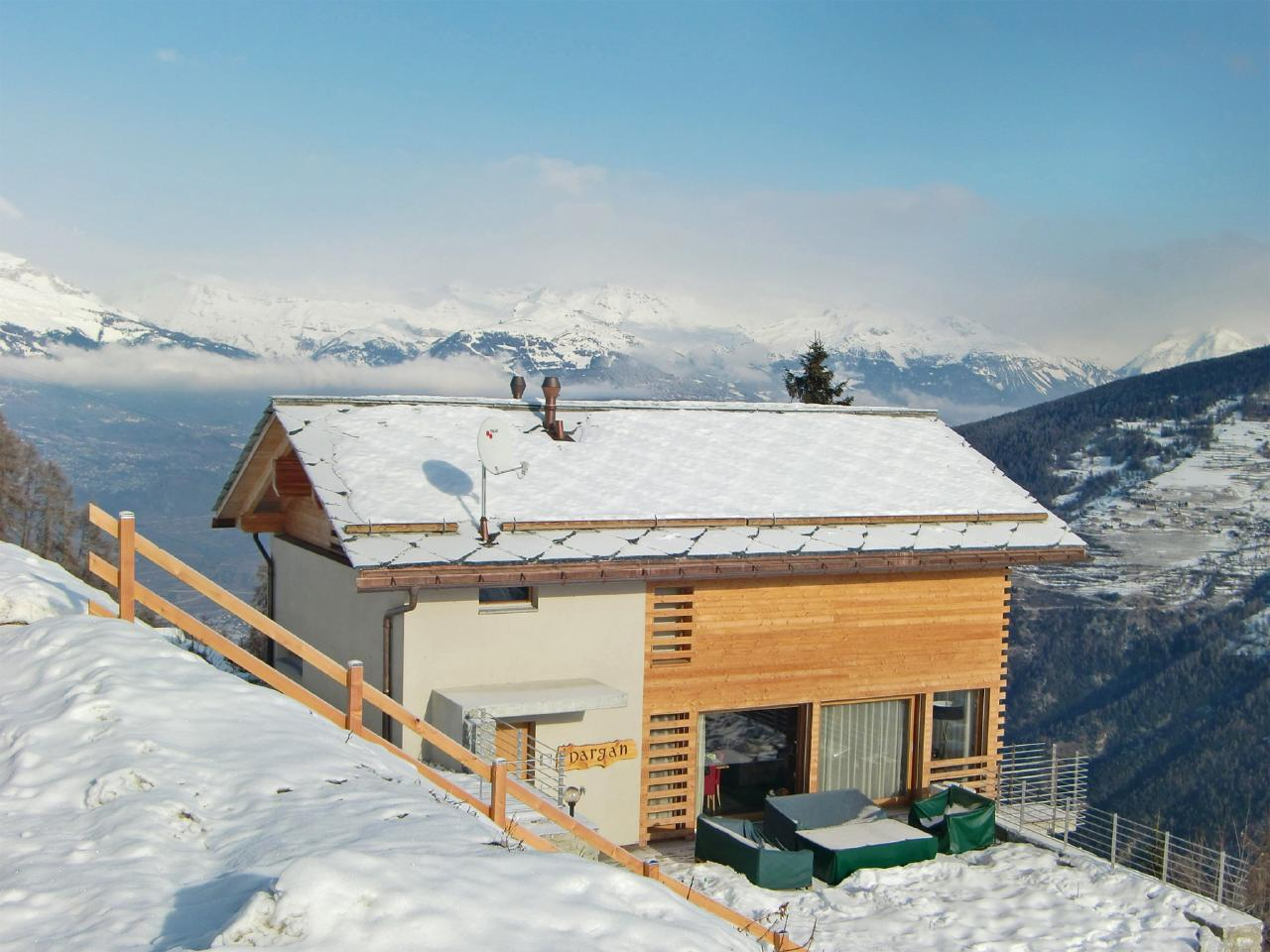 Holiday house Chalet Dargan (422137), Les Collons, 4 Vallées, Valais, Switzerland, picture 2