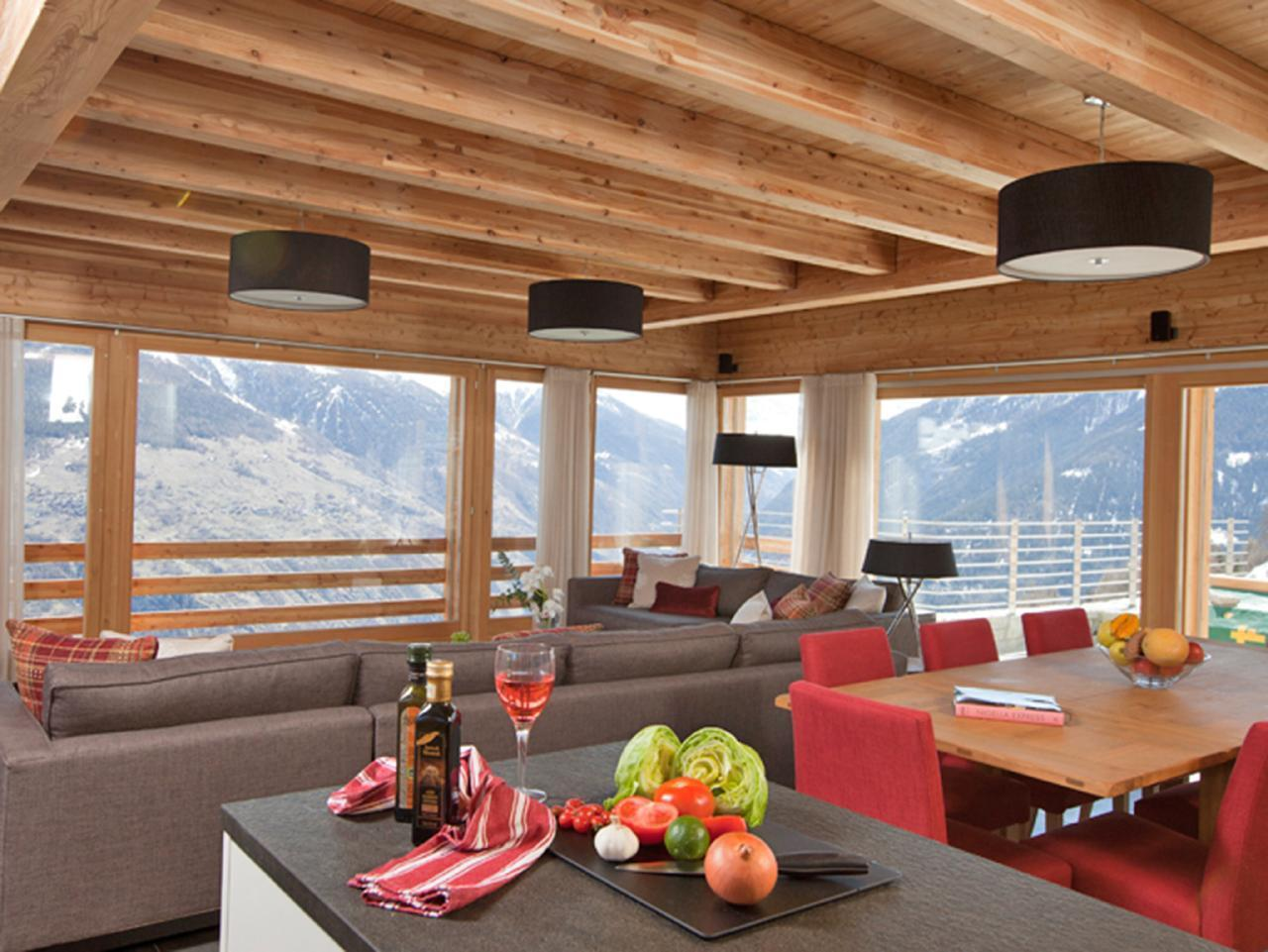 Holiday house Chalet Dargan (422137), Les Collons, 4 Vallées, Valais, Switzerland, picture 6