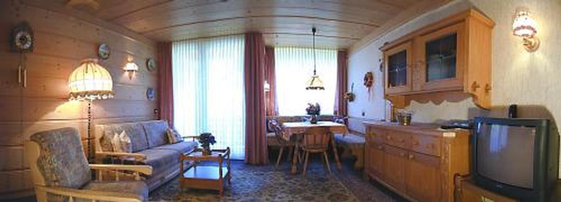 Ferienwohnung Haus Falkenberg Appartement 013 [Erdgeschoss] (424947), Oberstdorf, Allgäu (Bayern), Bayern, Deutschland, Bild 2