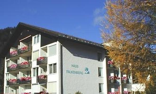 Ferienwohnung Haus Falkenberg Appartement 013 [Erdgeschoss] (424947), Oberstdorf, Allgäu (Bayern), Bayern, Deutschland, Bild 1