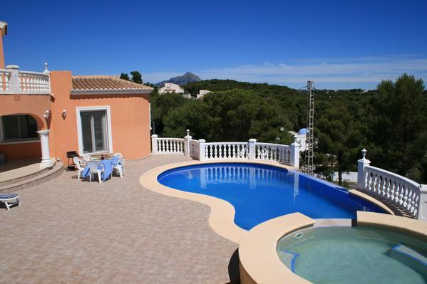 Maison de vacances Villa Redonda I (425957), Jávea, Costa Blanca, Valence, Espagne, image 3
