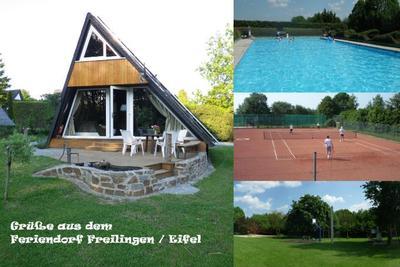 Ferienhaus Freilingen 05 (429201), Blankenheim, Eifel (Nordrhein Westfalen) - Nordeifel, Nordrhein-Westfalen, Deutschland, Bild 1