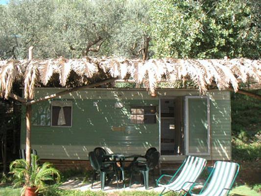 Ferienhaus Wohnwagen 2-4 Plätze (430050), Massa Lubrense, Amalfiküste, Kampanien, Italien, Bild 2