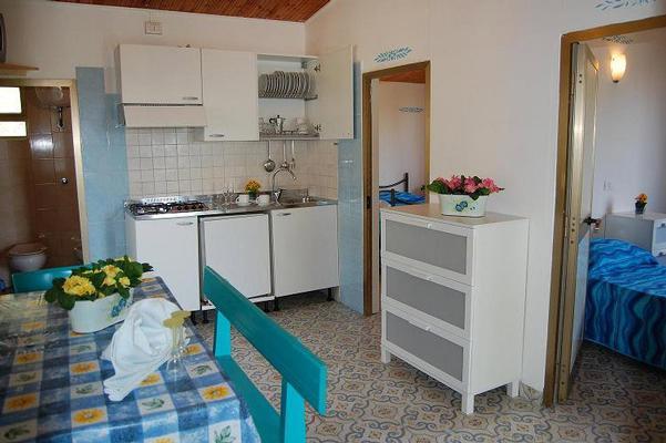 Ferienwohnung Bungalow  Standard 2 Plätze (430221), Massa Lubrense, Amalfiküste, Kampanien, Italien, Bild 2