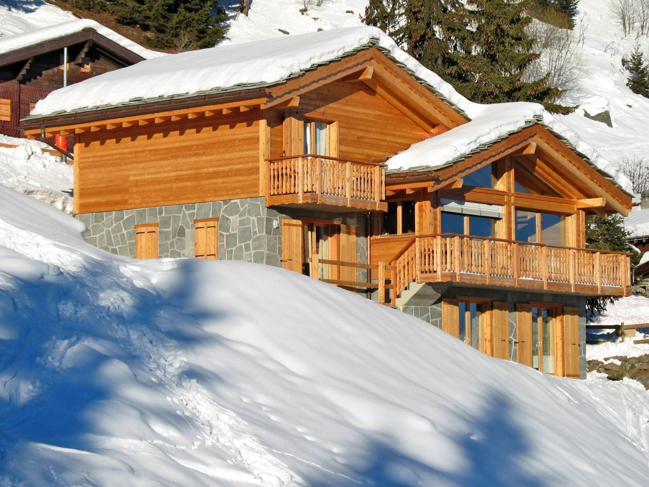 Holiday house Chalet Bryher (430525), Les Collons, 4 Vallées, Valais, Switzerland, picture 2