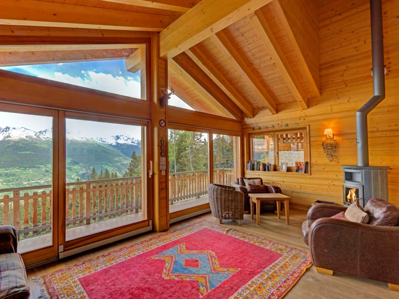 Holiday house Chalet Bryher (430525), Les Collons, 4 Vallées, Valais, Switzerland, picture 7