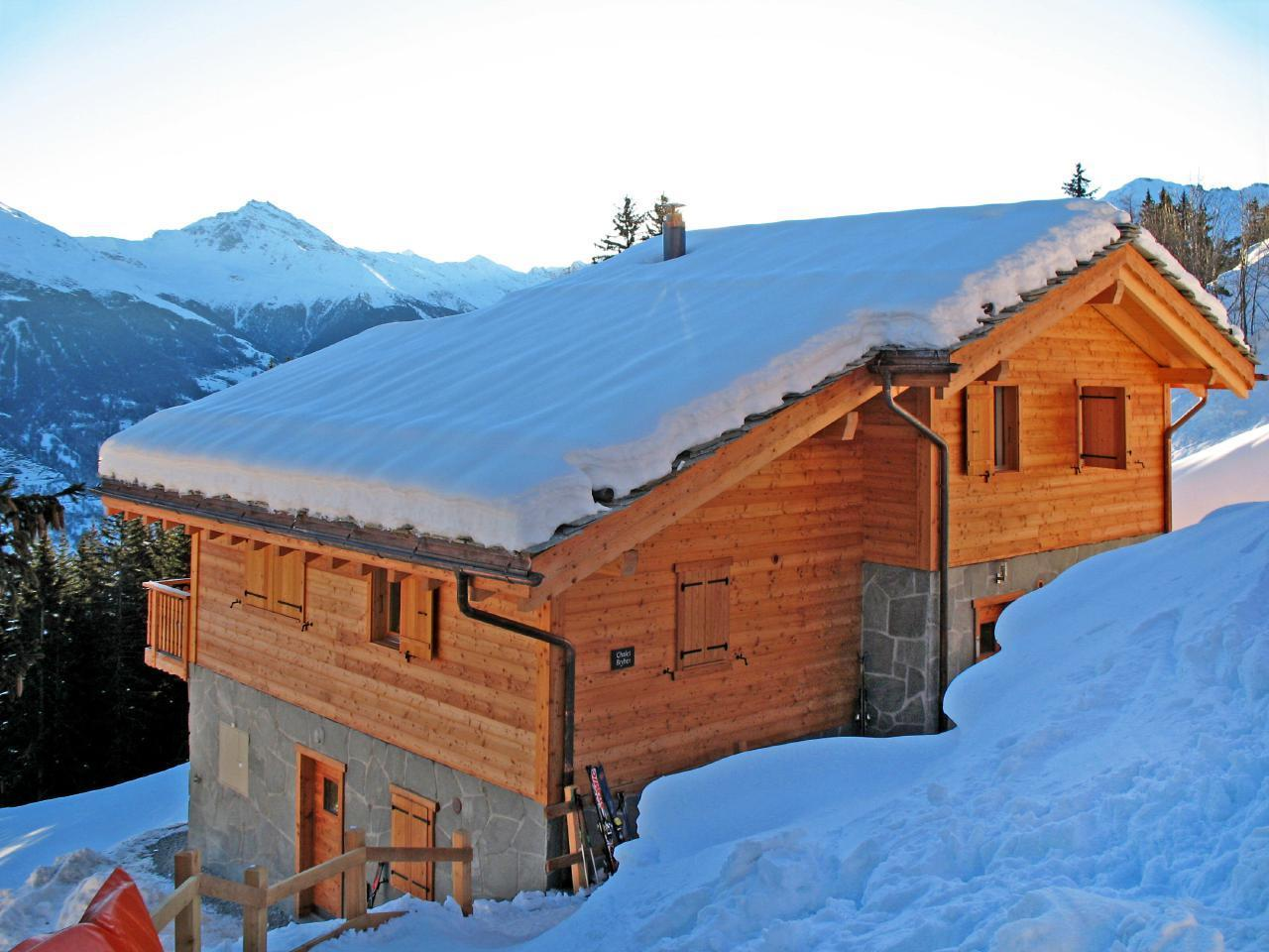 Holiday house Chalet Bryher (430525), Les Collons, 4 Vallées, Valais, Switzerland, picture 1
