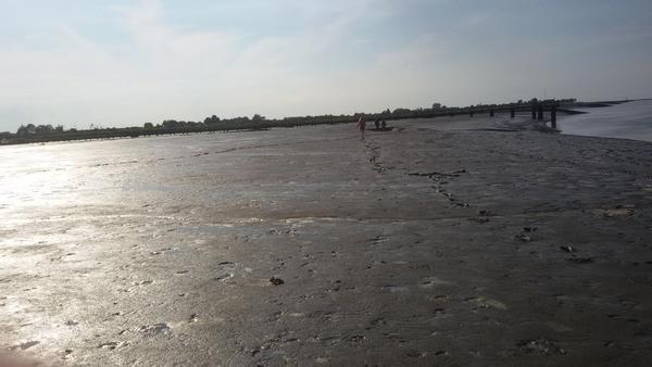 "Das Wattenmeer bei Ebbe - ""Weltnaturerbe!!"""