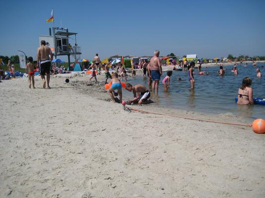 Nordseelagune Strand