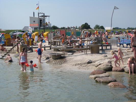 Nordseelagune Kinderbereich