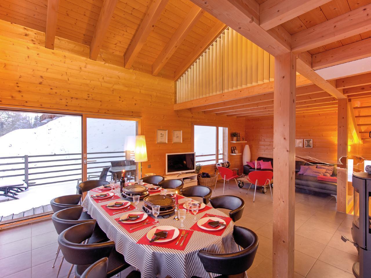 Holiday house Chalet sur Piste (438384), Les Collons, 4 Vallées, Valais, Switzerland, picture 10