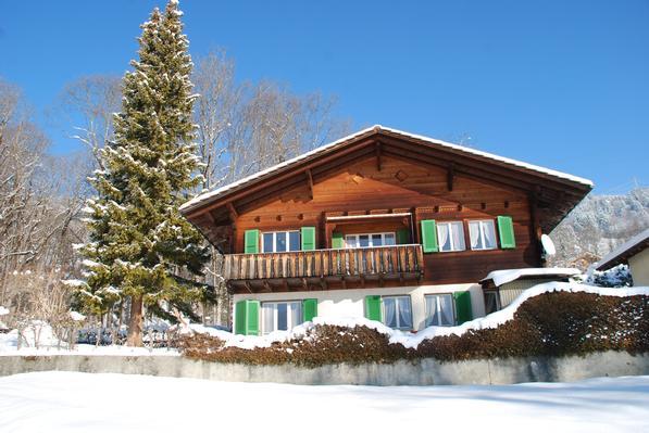 Chalet Daheim im Berneroberland Hasliberg - Objektnummer: 441550