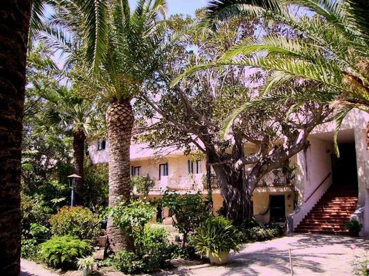 Ferienwohnung Haus Tonnara, Meer von Sizilien, in einem schönen Park, Schwimmbad, mit Blick auf die Lipa (443896), Oliveri, Messina, Sizilien, Italien, Bild 8