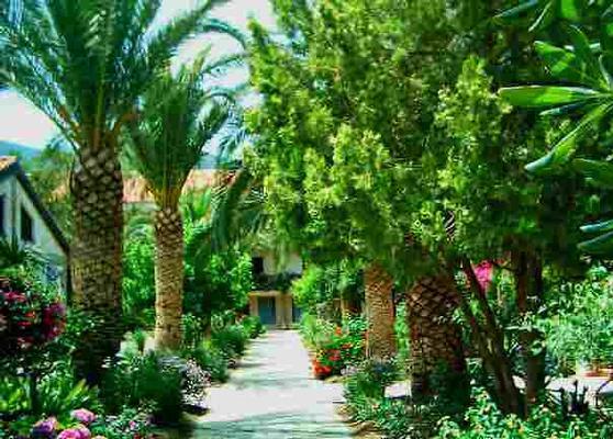 Ferienwohnung Haus Tonnara, Meer von Sizilien, in einem schönen Park, Schwimmbad, mit Blick auf die Lipa (443896), Oliveri, Messina, Sizilien, Italien, Bild 14