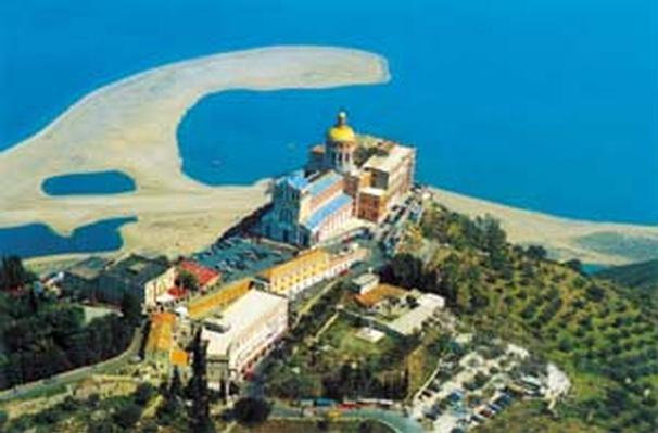 Ferienwohnung Haus Tonnara, Meer von Sizilien, in einem schönen Park, Schwimmbad, mit Blick auf die Lipa (443896), Oliveri, Messina, Sizilien, Italien, Bild 19
