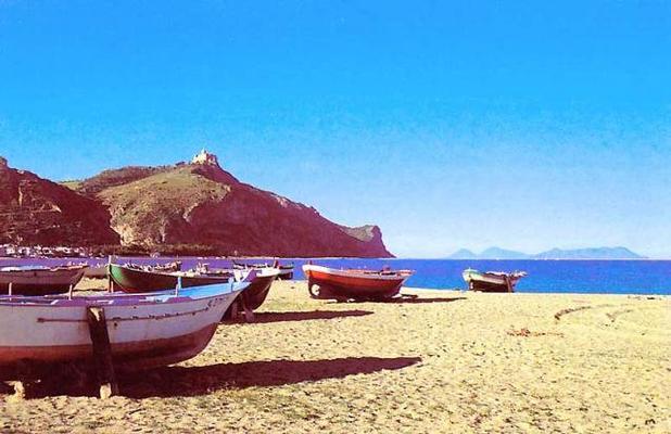 Ferienwohnung Haus Tonnara, Meer von Sizilien, in einem schönen Park, Schwimmbad, mit Blick auf die Lipa (443896), Oliveri, Messina, Sizilien, Italien, Bild 21