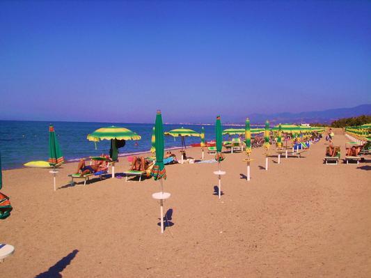Ferienwohnung Haus Tonnara, Meer von Sizilien, in einem schönen Park, Schwimmbad, mit Blick auf die Lipa (443896), Oliveri, Messina, Sizilien, Italien, Bild 22
