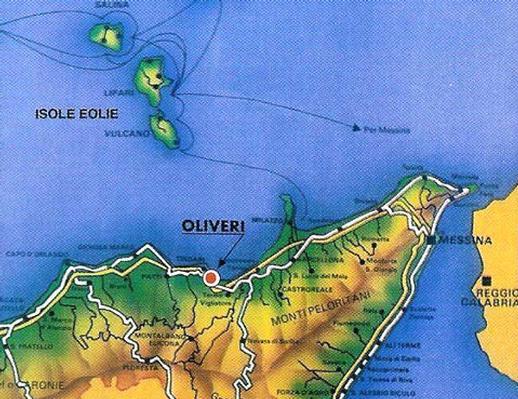 Ferienwohnung Haus Tonnara, Meer von Sizilien, in einem schönen Park, Schwimmbad, mit Blick auf die Lipa (443896), Oliveri, Messina, Sizilien, Italien, Bild 24