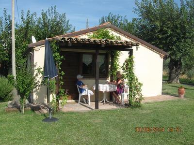 Ferienhaus La Mia Piccola Casetta (444725), Arcevia, Ancona, Marken, Italien, Bild 3