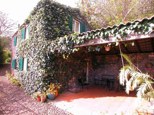 Ferienhaus Casa Nogueira - Quinta Devónia (445481), Monte Funchal, , Madeira, Portugal, Bild 1