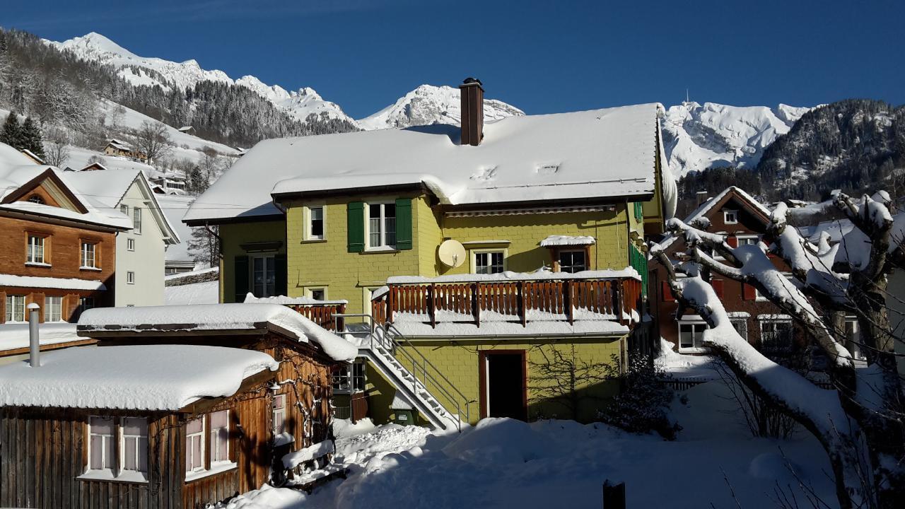 Ferienwohnung alte Schmiede Studio (445991), Unterwasser, Toggenburg, Ostschweiz, Schweiz, Bild 2