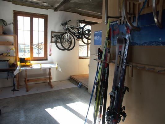 Ferienwohnung alte Schmiede Studio (445991), Unterwasser, Toggenburg, Ostschweiz, Schweiz, Bild 16