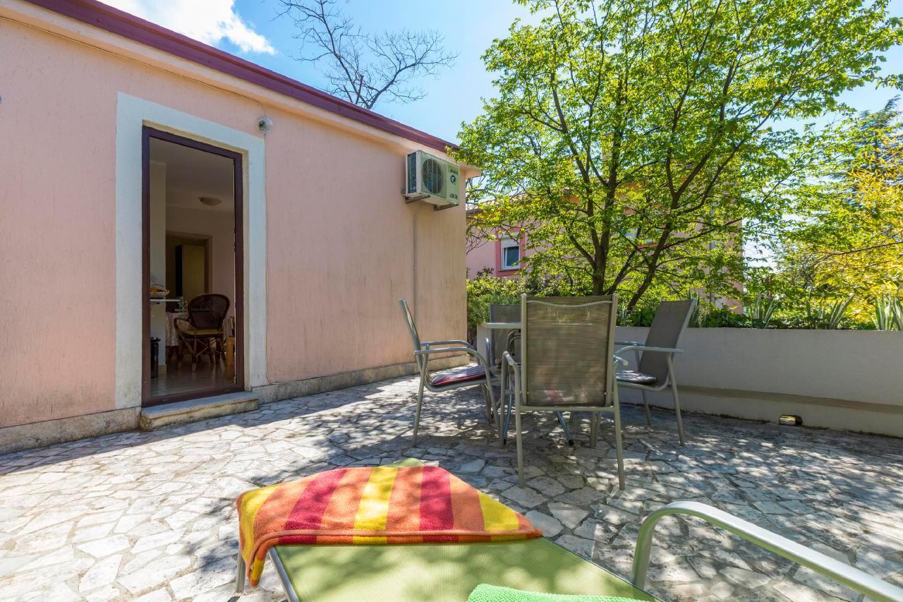 Appartement de vacances im Privathaus, Crikvenica (446730), Dramalj, , Kvarner, Croatie, image 2