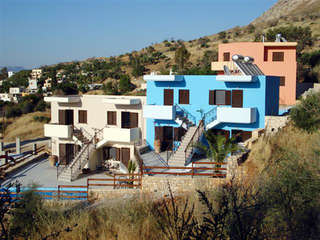Holiday house Studio - Apartment - Haus Psiloritis (451759), Timbakion Kriti, Crete South Coast, Crete, Greece, picture 1
