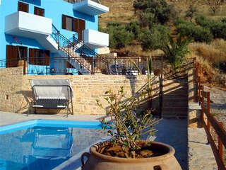 Ferienhaus Studio - Apartment - Haus Psiloritis (451760), Timbakion Kriti, Kreta Südküste, Kreta, Griechenland, Bild 9