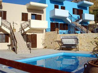 Ferienhaus Studio - Apartment - Haus Psiloritis (451761), Timbakion Kriti, Kreta Südküste, Kreta, Griechenland, Bild 8