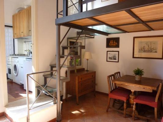 Ferienhaus Trastevere Cottage (452339), Rom, Rom, Latium, Italien, Bild 2