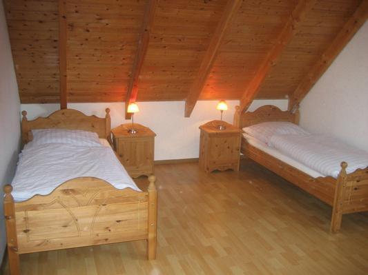 Ferienwohnung Einladende Obergschosswohnung mit sonnigem Balkon (454876), Carolinensiel, Ostfriesland, Niedersachsen, Deutschland, Bild 6
