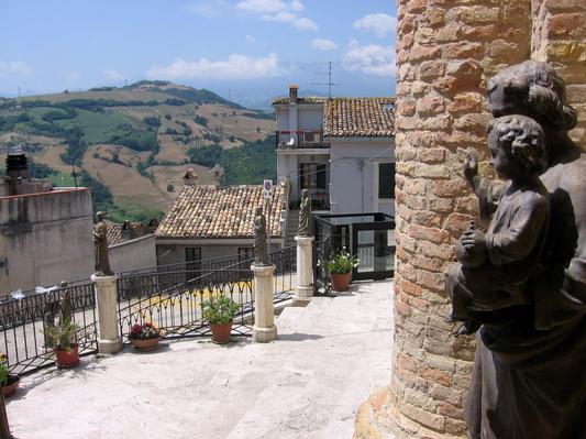 Ferienhaus Guesthouse Casa da Carmine (456945), Castiglione Messer Raimondo, Teramo, Abruzzen, Italien, Bild 9