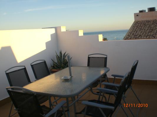 Ferienwohnung Wohnung HANSED mit grosser Dachterrasse, 100m vom Strand (458728), Bolnuevo, Costa Calida, Murcia, Spanien, Bild 1