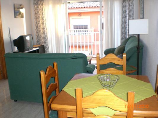 Ferienwohnung Wohnung HANSED mit grosser Dachterrasse, 100m vom Strand (458728), Bolnuevo, Costa Calida, Murcia, Spanien, Bild 7