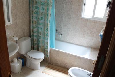 Ferienwohnung Wohnung HANSED mit grosser Dachterrasse, 100m vom Strand (458728), Bolnuevo, Costa Calida, Murcia, Spanien, Bild 18