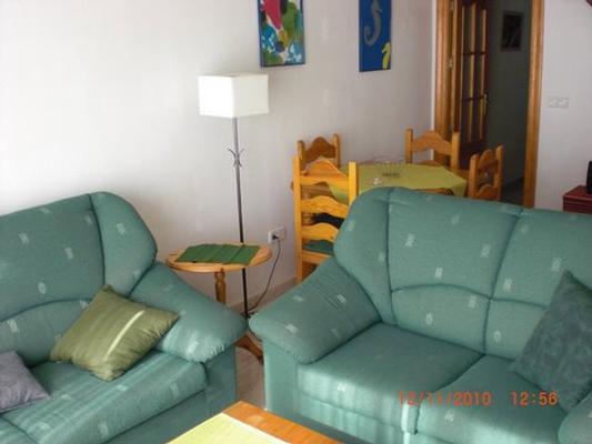 Ferienwohnung Wohnung HANSED mit grosser Dachterrasse, 100m vom Strand (458728), Bolnuevo, Costa Calida, Murcia, Spanien, Bild 2