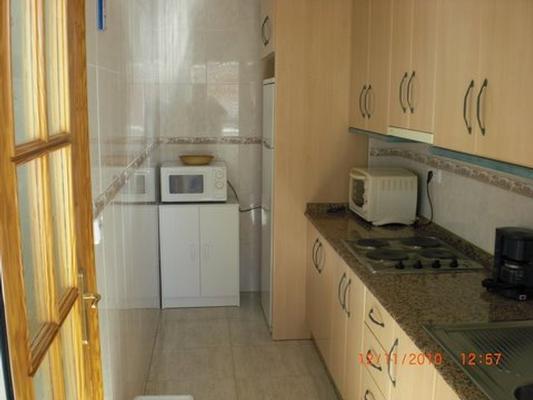 Ferienwohnung Wohnung HANSED mit grosser Dachterrasse, 100m vom Strand (458728), Bolnuevo, Costa Calida, Murcia, Spanien, Bild 5
