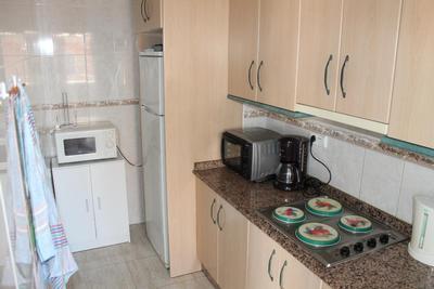 Ferienwohnung Wohnung HANSED mit grosser Dachterrasse, 100m vom Strand (458728), Bolnuevo, Costa Calida, Murcia, Spanien, Bild 12