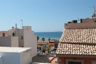 Ferienwohnung Wohnung HANSED mit grosser Dachterrasse, 100m vom Strand (458728), Bolnuevo, Costa Calida, Murcia, Spanien, Bild 24