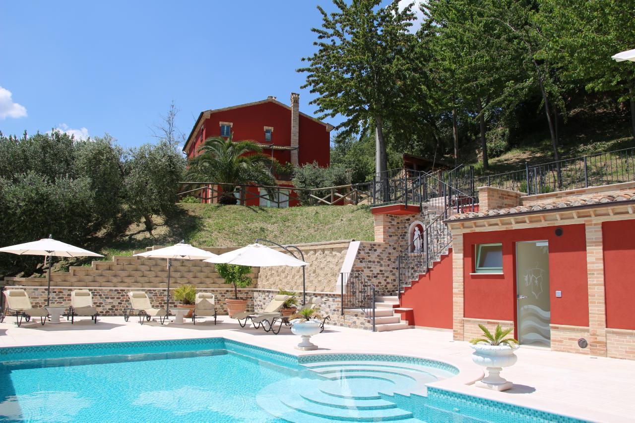 Ferienhaus Casa Sacciofa (461889), Monte Rinaldo, Fermo, Marken, Italien, Bild 1