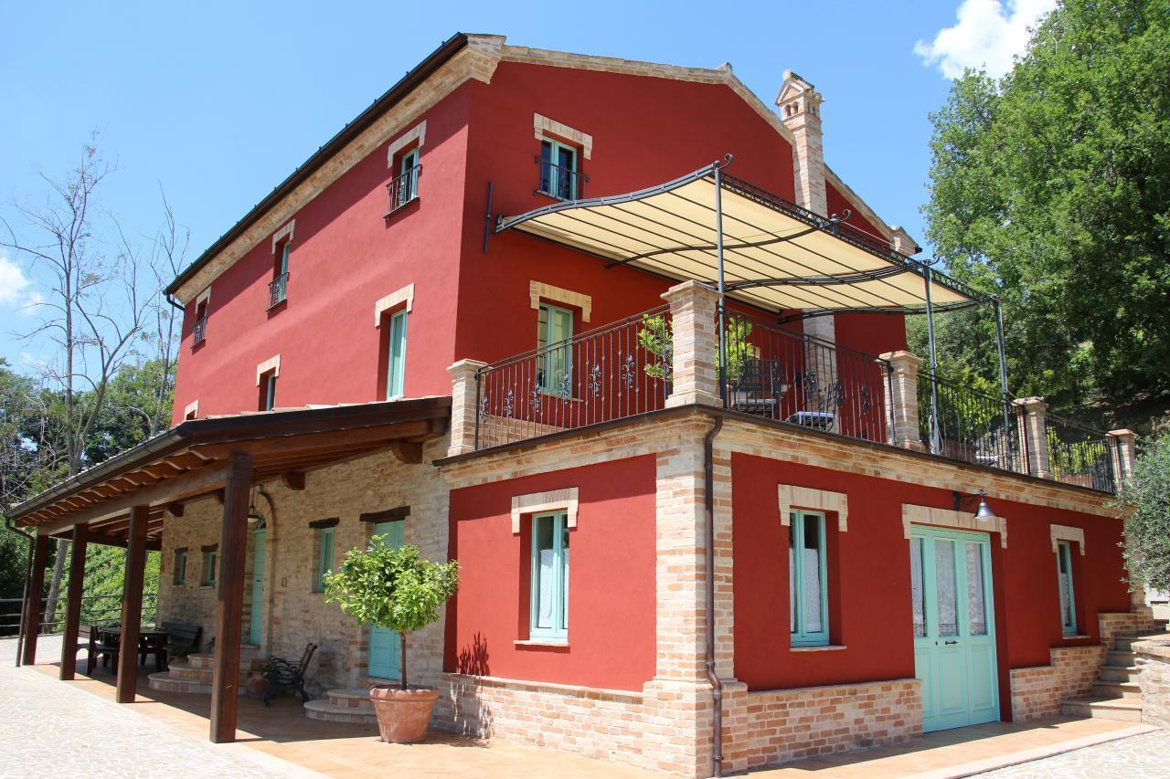 Ferienhaus Casa Sacciofa (461889), Monte Rinaldo, Fermo, Marken, Italien, Bild 6