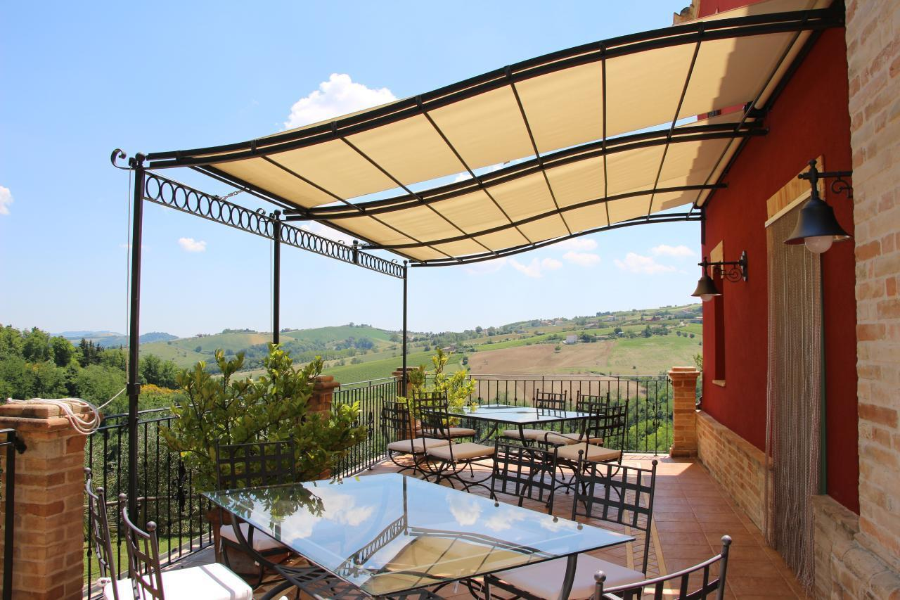 Ferienhaus Casa Sacciofa (461889), Monte Rinaldo, Fermo, Marken, Italien, Bild 7