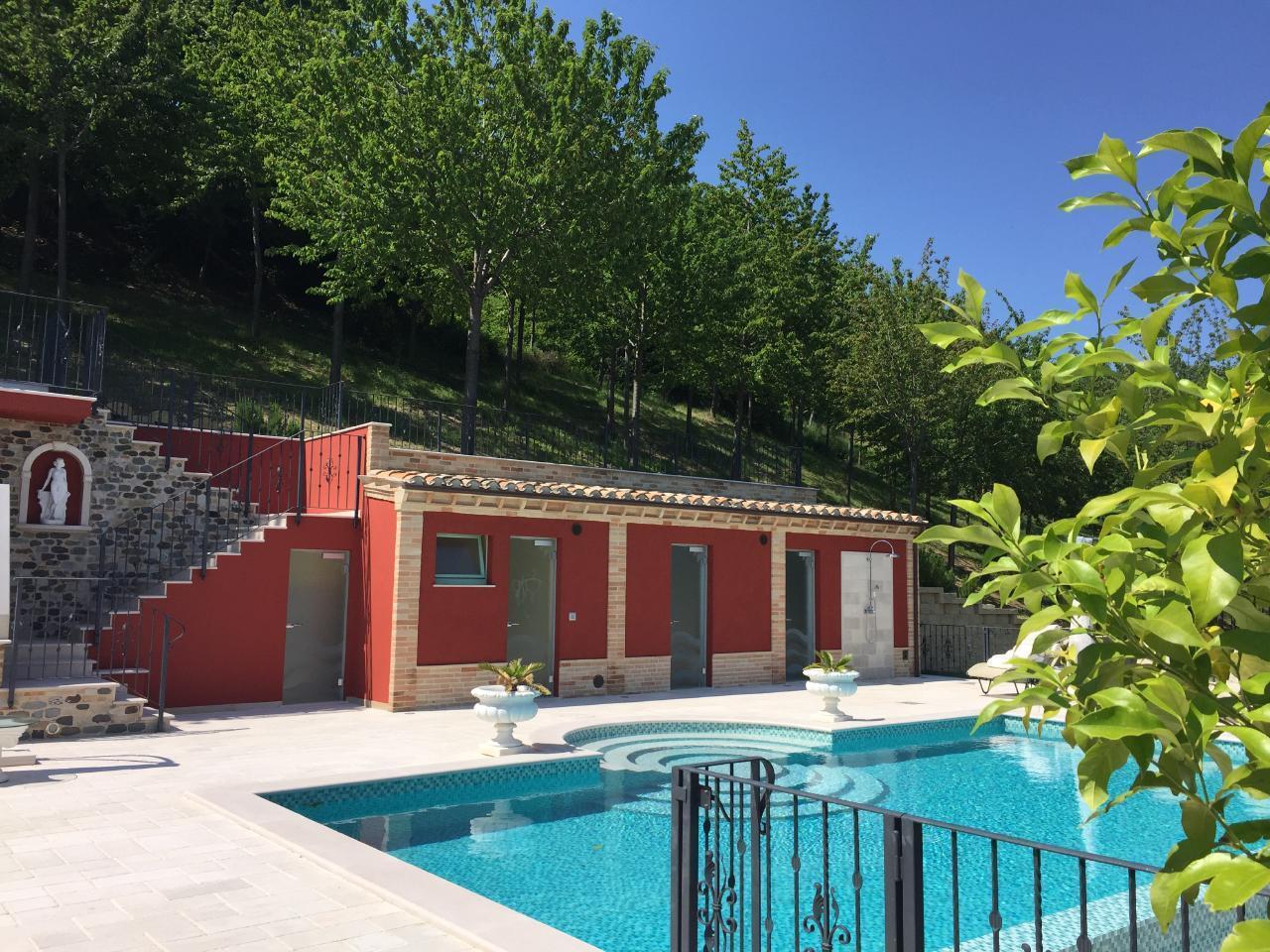 Ferienhaus Casa Sacciofa (461889), Monte Rinaldo, Fermo, Marken, Italien, Bild 4